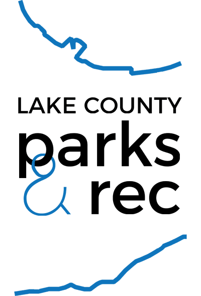 Lake County Parks and Recreation Logo