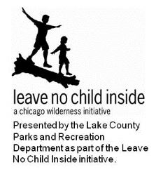 Leave no child inside logo