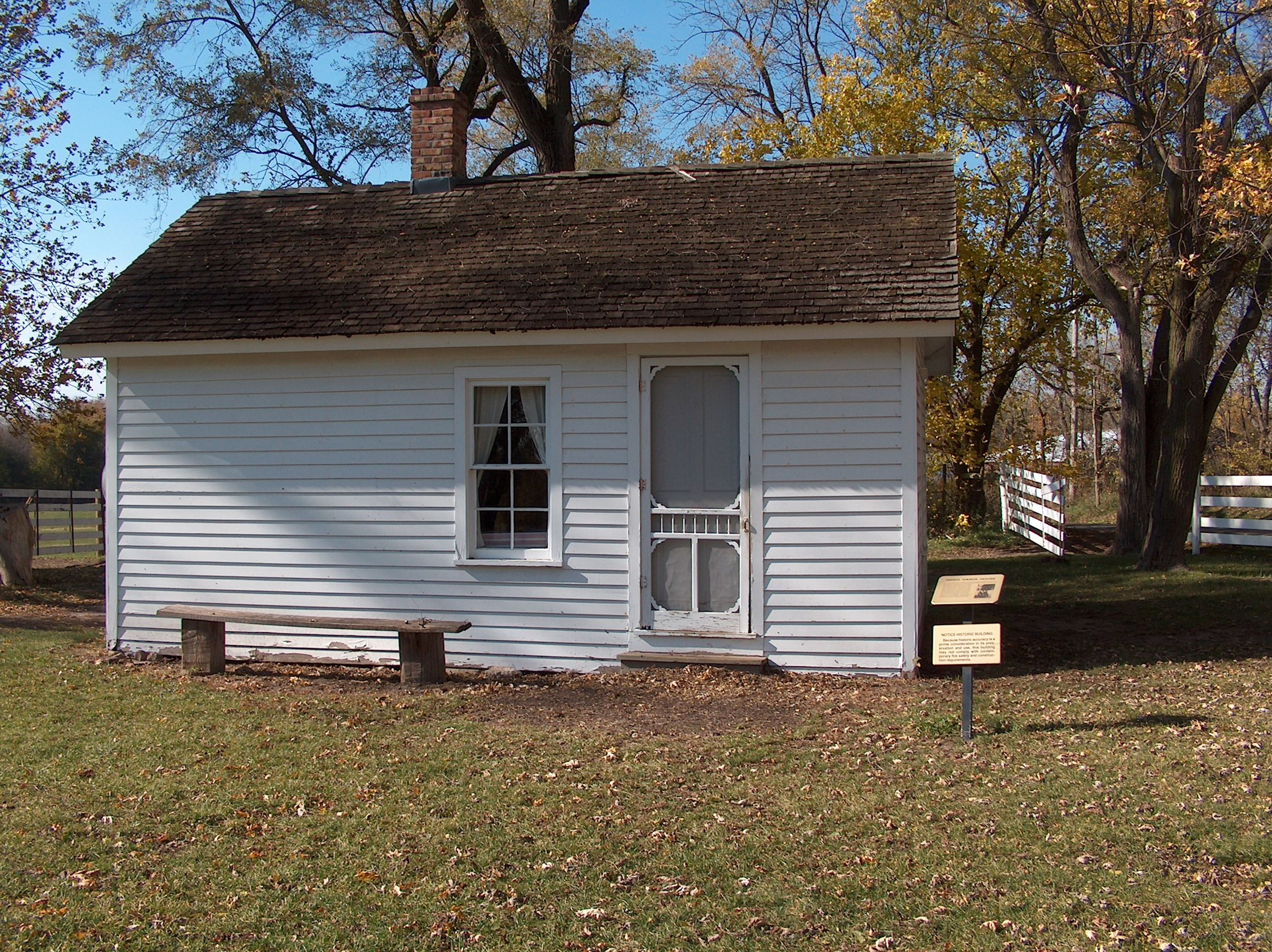 Buckley Hired Hands House