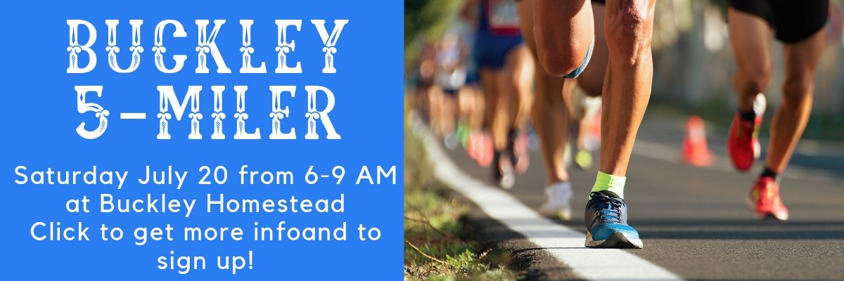 Buckley 5 miler banner  page
