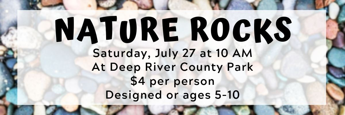 Nature Rocks page banner