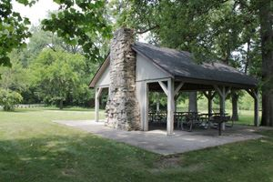Grand Kankakee Marsh Pavilion
