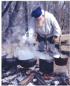Maple Syrup Volunteer