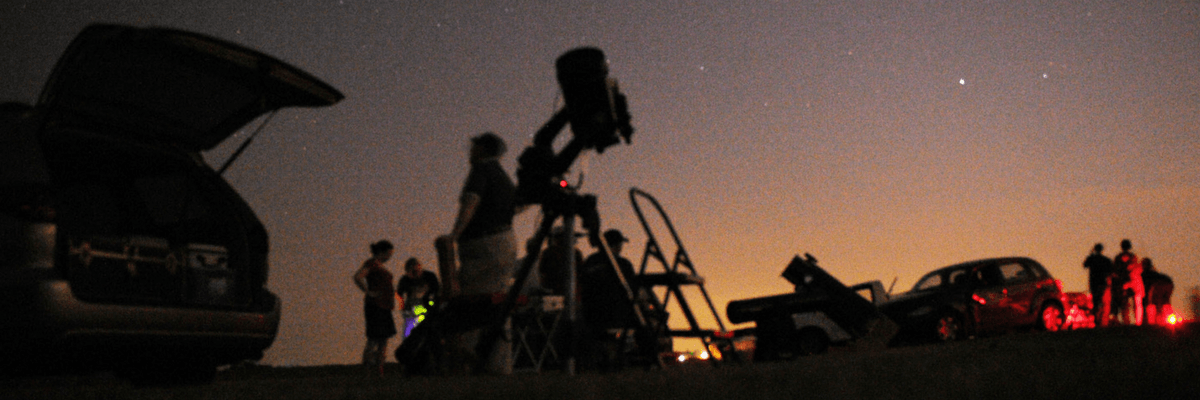 Conway Observatory Open House