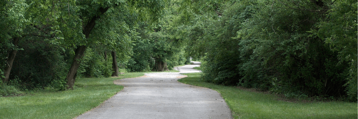 Three Rivers trail